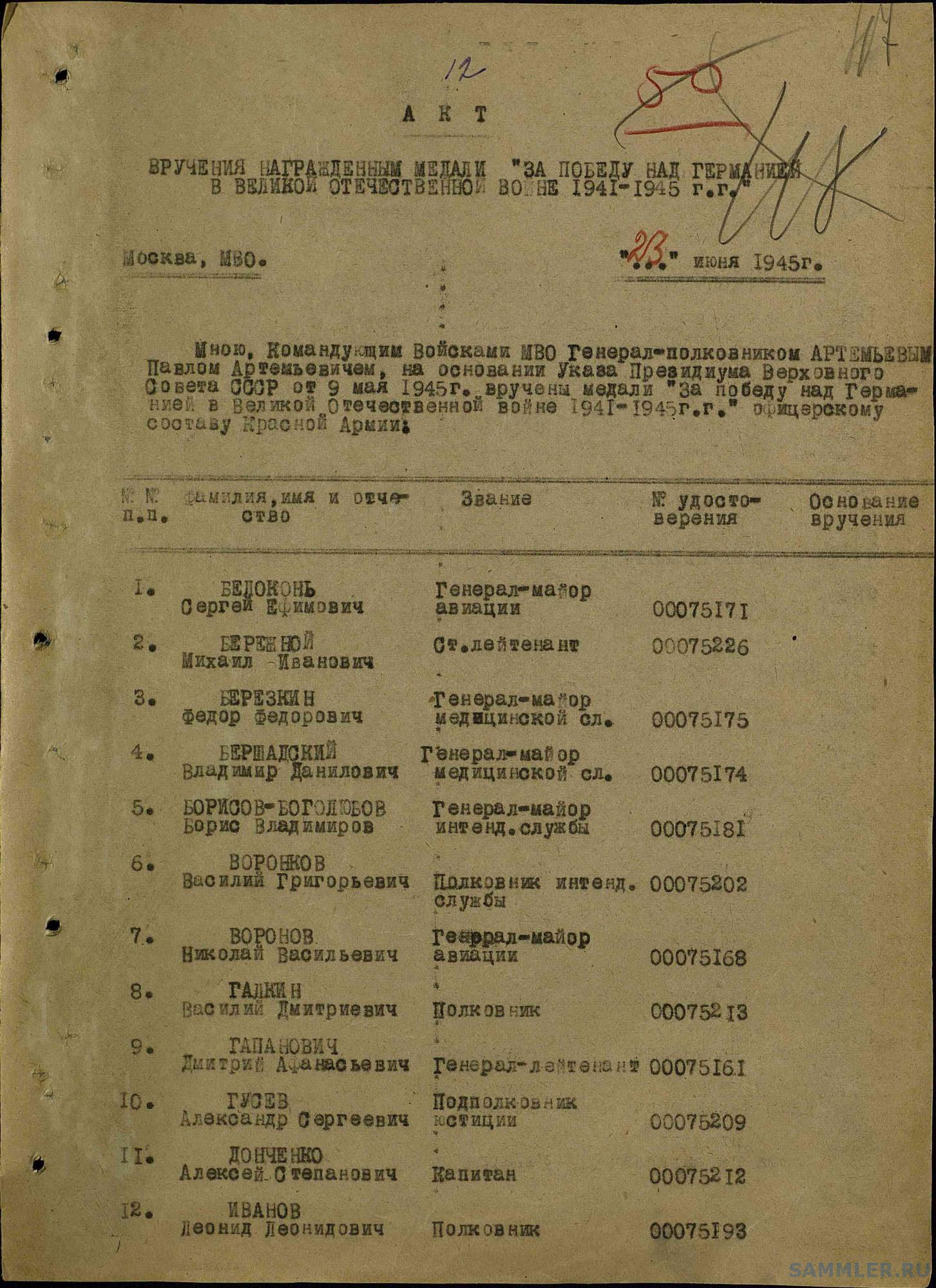Мардоньев Борис Геннадьевич - медаль За победу 1945 - 1.jpg
