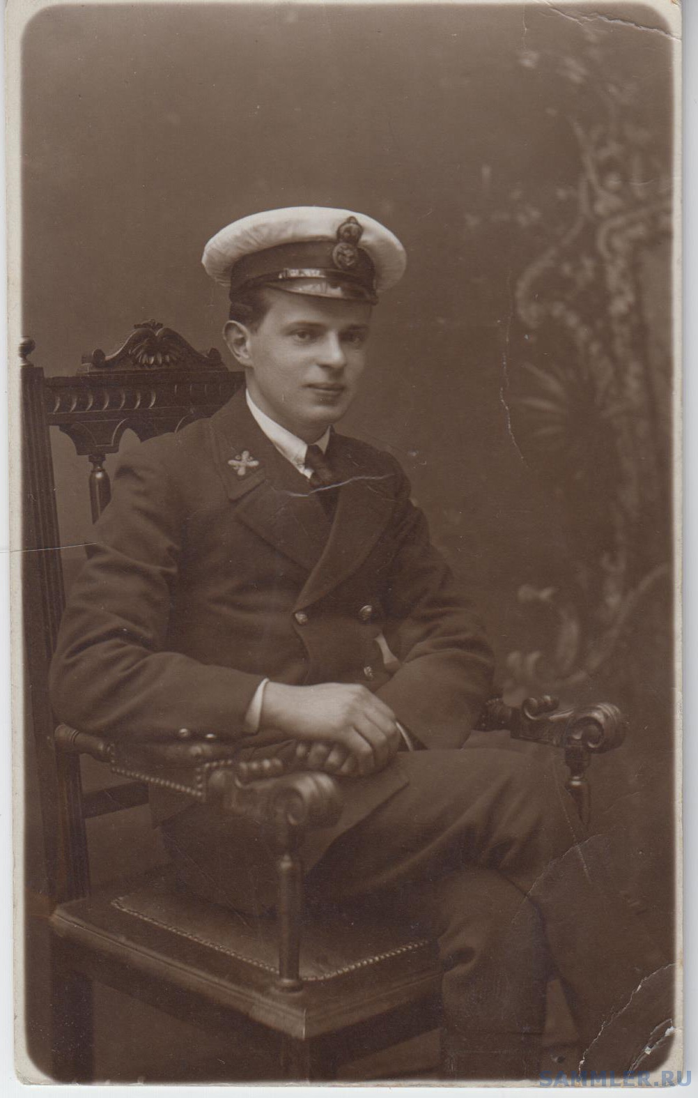 Royal Naval Motor Boat Reserve Chief Motor Man (3).jpg
