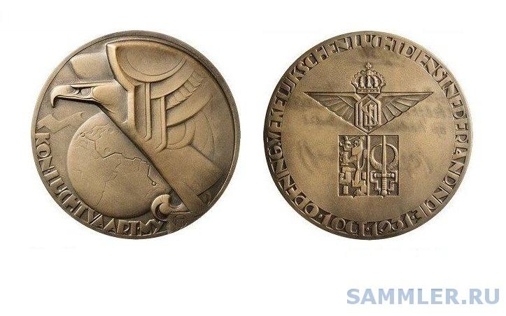 Медаль КЛМ.JPG
