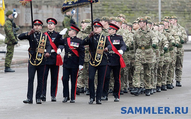 2015-02-24 Narva Parade Duke of Lancaster's Regiment 2.jpg