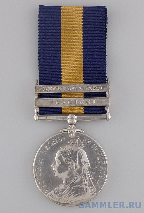 Britain 1880 Cape of Good Hope medal Transkei Mounted Rifles 2 clasps $600-aver.jpg