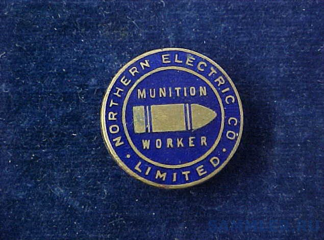 Northern Electric Co Ltd Munitions Worker # 226.jpg