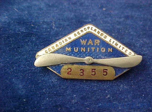 Canadian Aeroplanes Limited War Munition # 2355.jpg