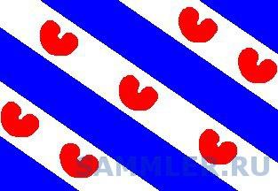 Флаг Фрисландии.jpg