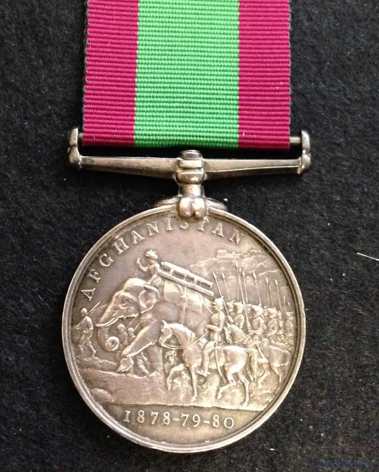 Afghan War 1878-90 medal Pte.Atkins-rever.JPG