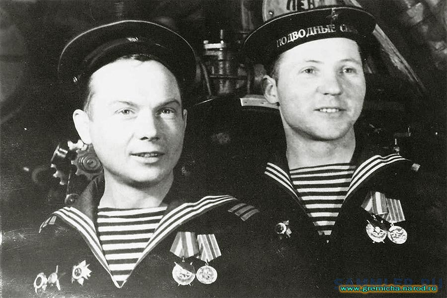 капитан подводной лодки галиев