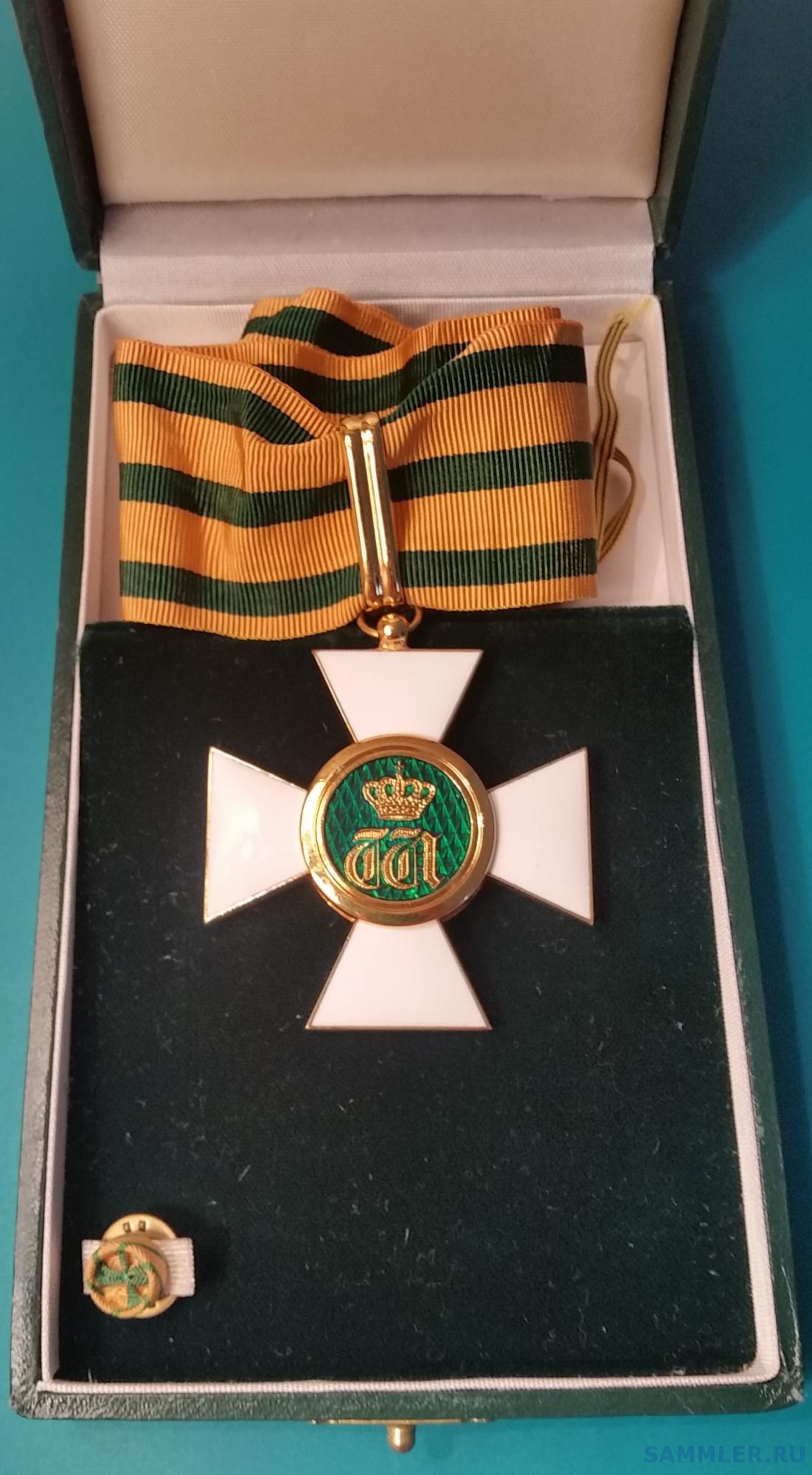 Орден Дубовой короны 04_04 Командор.jpg