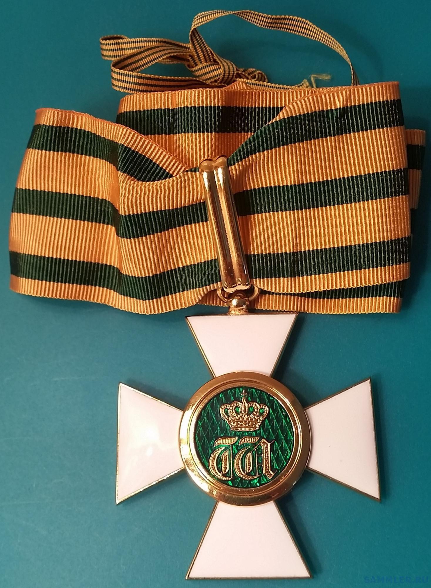Орден Дубовой короны 04 Командор.jpg