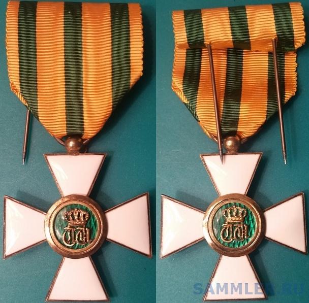 Орден Дубовой короны 05 Кавалер.jpg