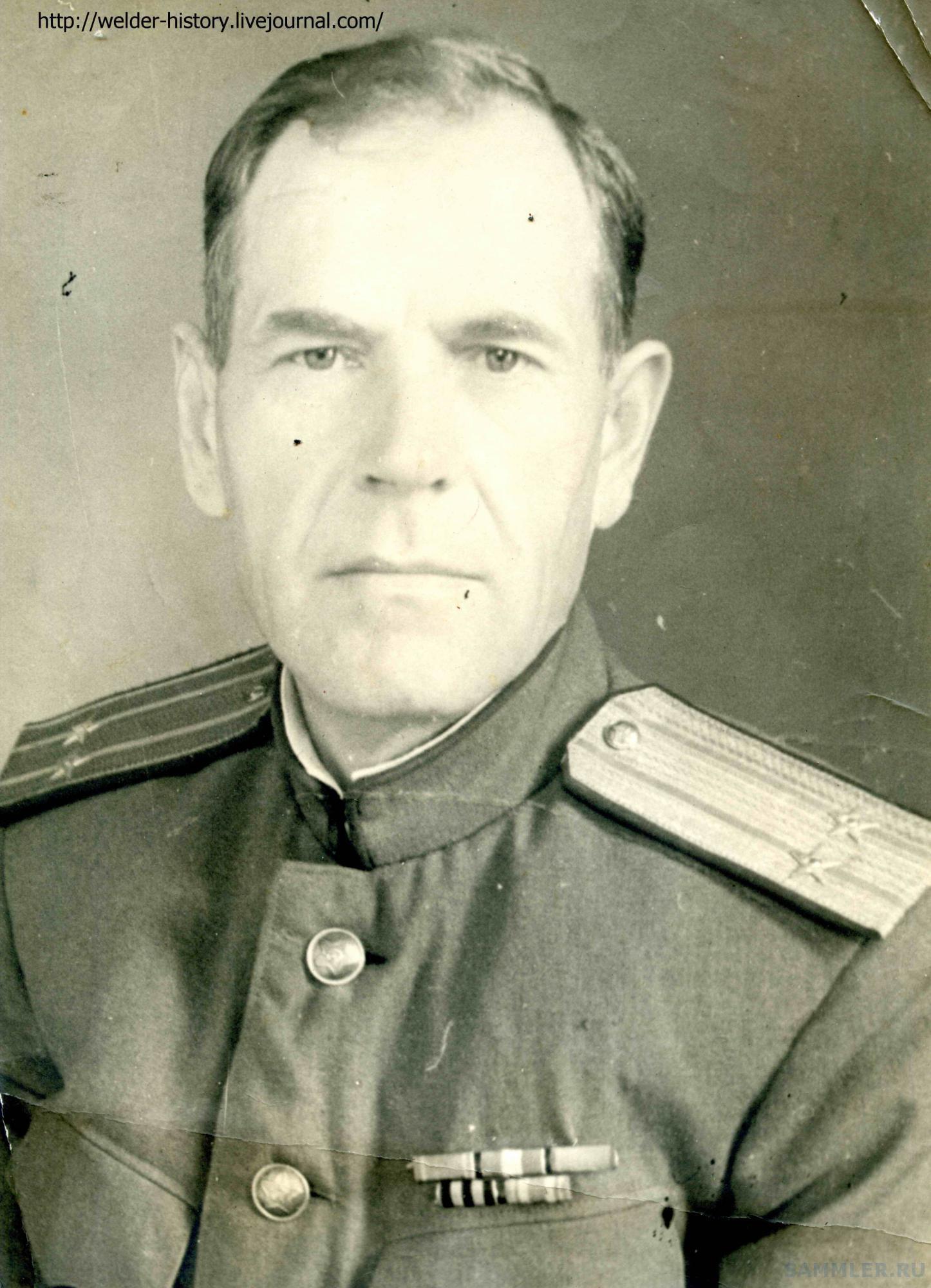 Ляхов дмитрий тимофеевич полковник