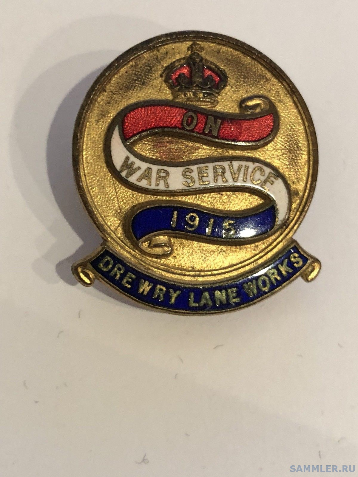 James Smith Drewry Lane site Derby-1914 Army, railway and police uniform contractors..jpg