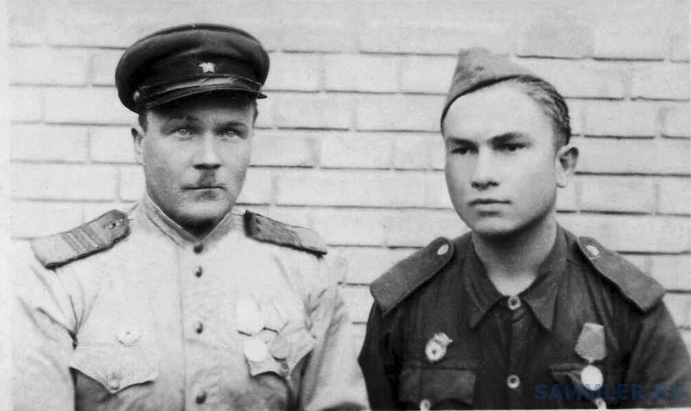 Портников и Горбуров. 21 января 1946 г.jpg