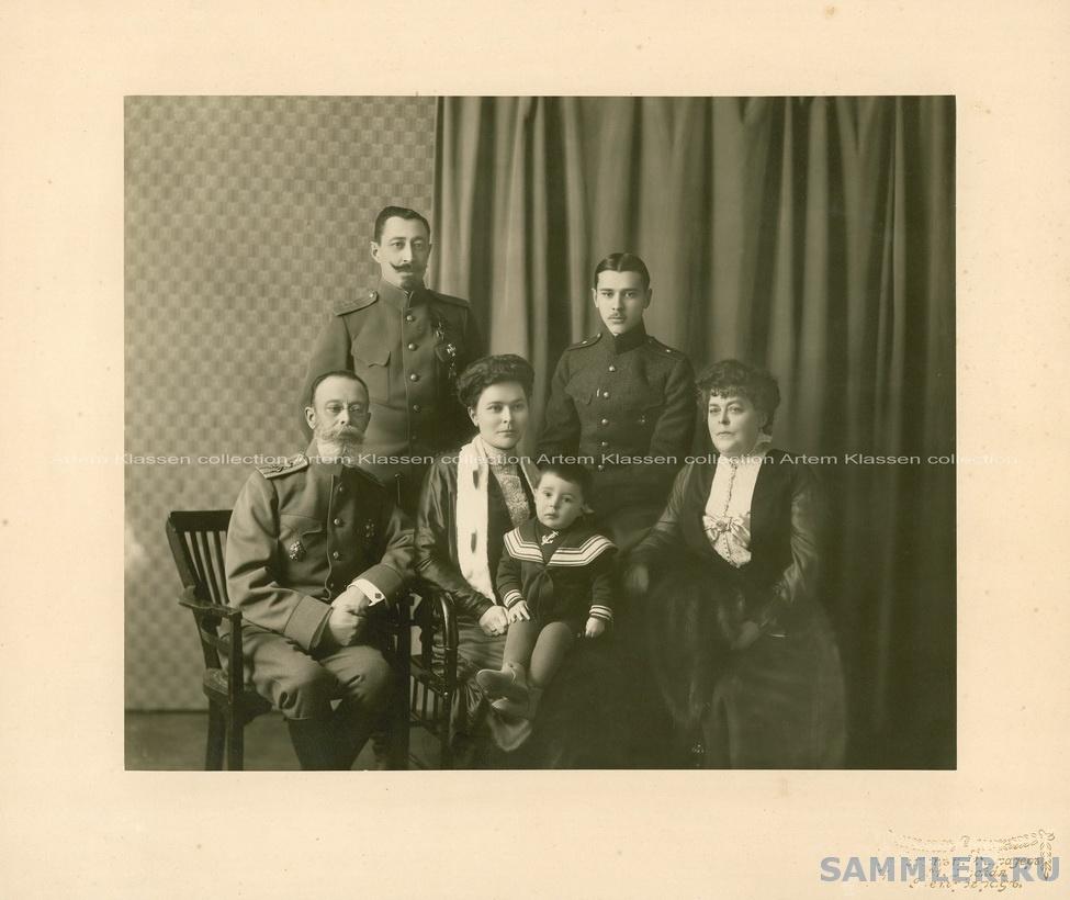 СПб, фот.Рентц и Ф.Шрадер, семьи Носовых и Ульяновых,1916 г..jpg