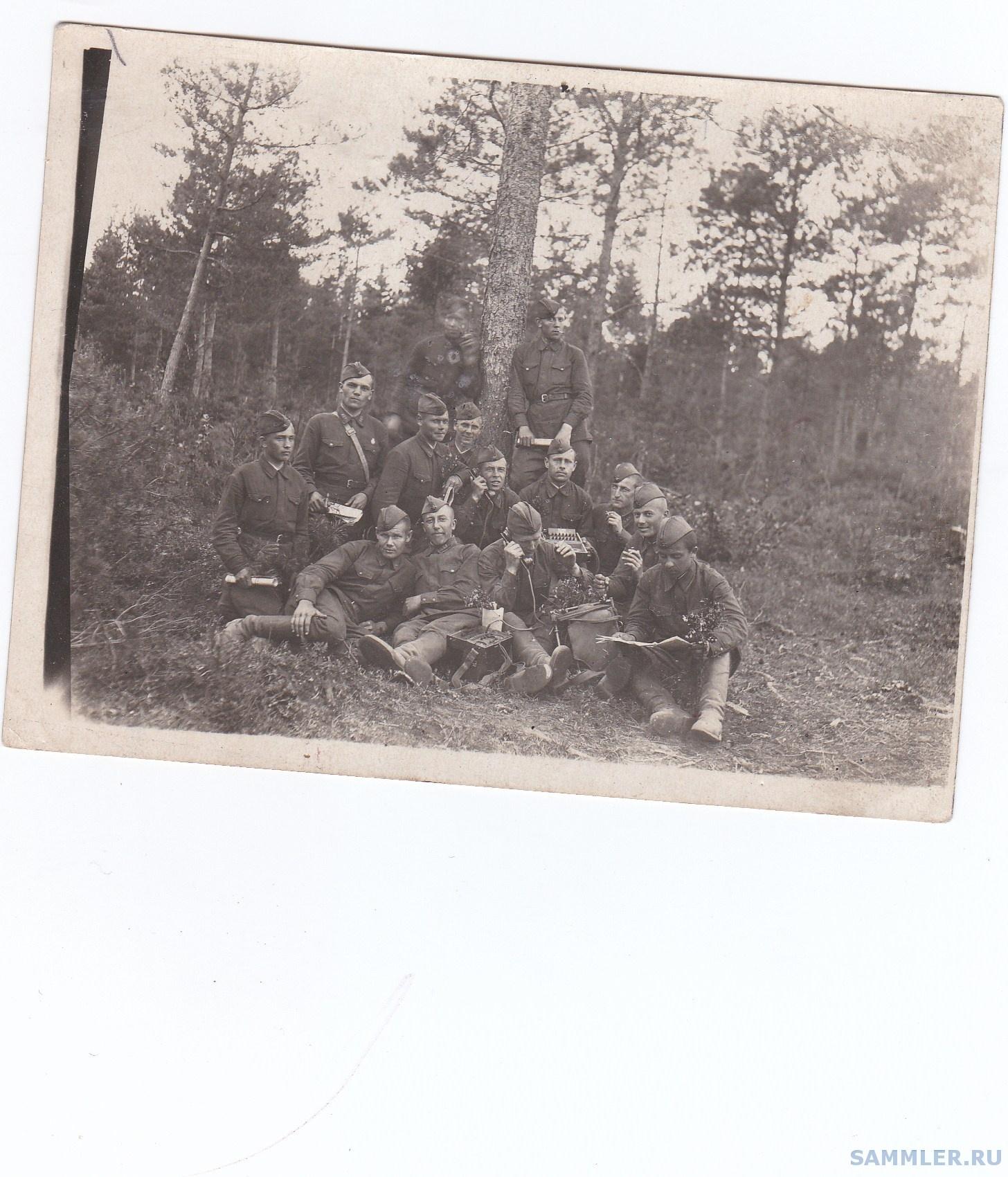 9а. Курсанты ОПУ.  1940 г..jpg