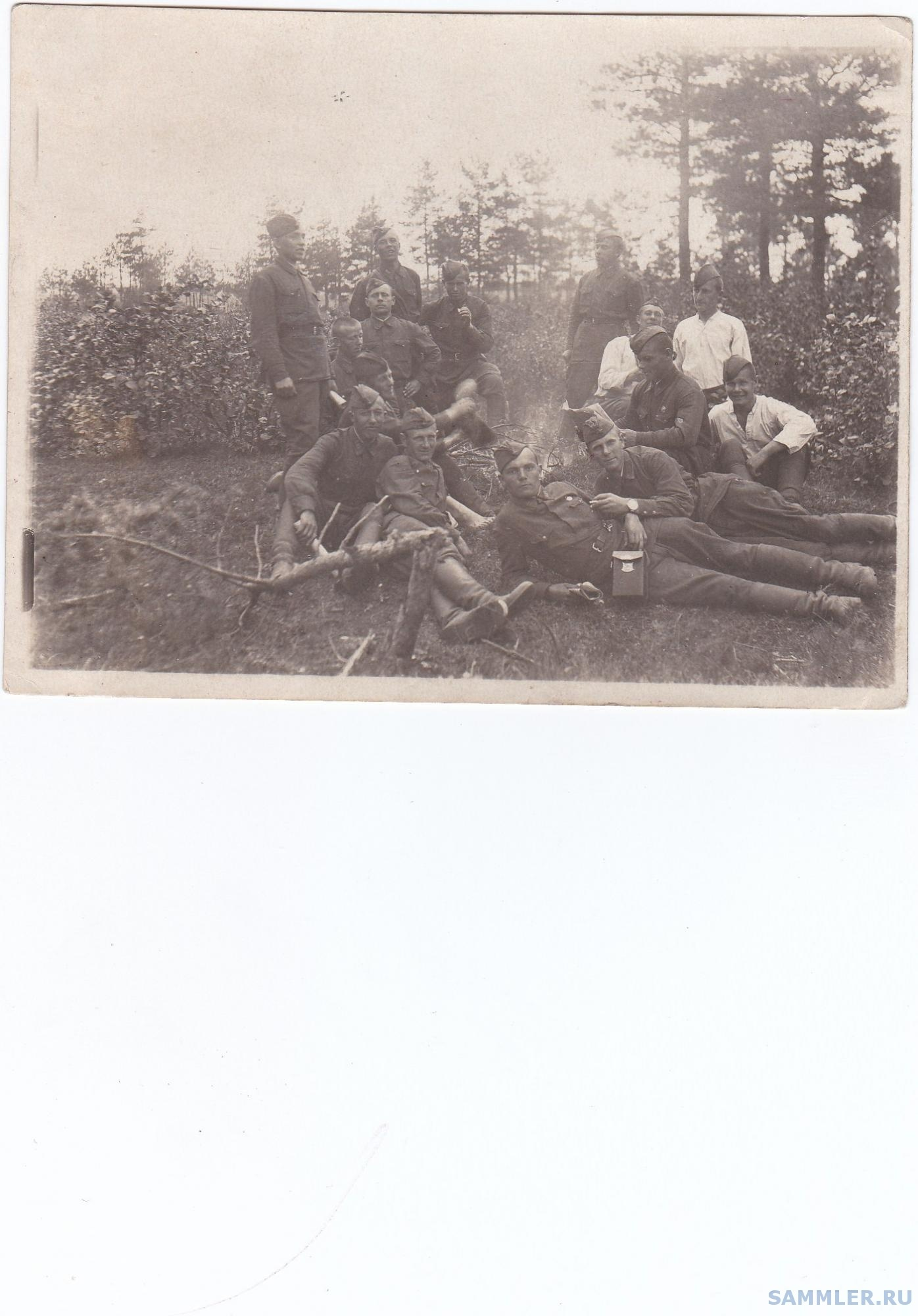 9. Курсанты ОПУ.  1940 г..jpg