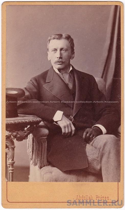 Константинополь,фот.Бр.Абдулла, портрет неизвестного джентльмена, 1870-е гг..jpg