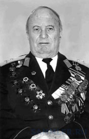 Д гайшин прокопенко федот иванович