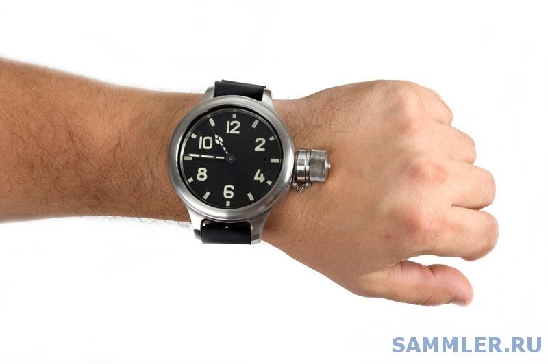 Большие водолазные часы