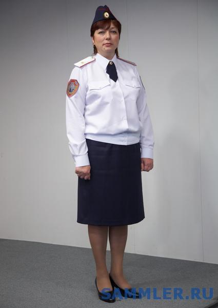 Фото летней женской формы полиции